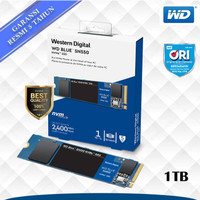 SSD WD Blue SN550 M.2 Pcie Gen3 Nvme 2280 1TB - WDC Blue M2 1 TB SN550