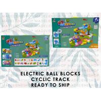 HIGH QUALITY LEGO ELECTRIC BALL BLOCKS CYCLIC TRACK / KADO ANAK / MAIN