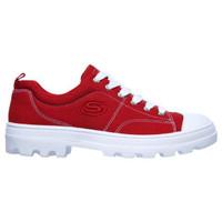 Sepatu Sneakers Wanita Skechers Roadies-True Roots 74370/RED Original