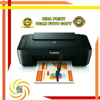 Printer Canon MG 2570s Print Scan Copy Murah Ori