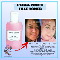 Pearly White Face Toner