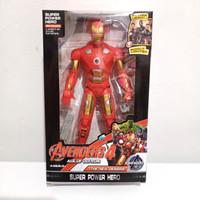 mainan robot avenger 2 satuan