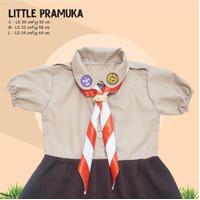 Kostum Pramuka Anak LENGKAP | Baju Pramuka Anak | Seragam Pramuka