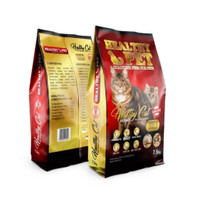 healthy pet cat food 7.5 kg for kitten and adult