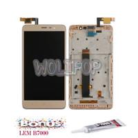 LCD TOUCHSCREEN FRAME XIAOMI REDMI NOTE 3 REDMI NOTE 3 PRO ORIGINAL