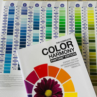 The complete color harmony Book by Bride M Whelan