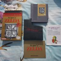 game zelda 1. grey catridge original