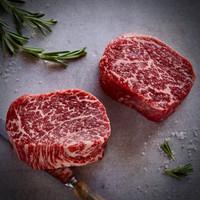 FROZEN TENDERLOIN BEEF STEAK JAPAN WAGYU MELTIQUE 200gr