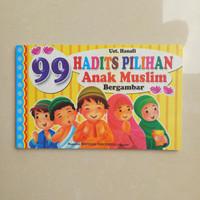 Buku 99 Hadits Pilihan Anak Muslim, Hadits anak - Bintang Indonesia