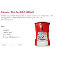 MASPION RICE BOX MRD-1400 AP (14 kg)