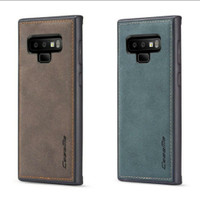 Caseme Original Leather Back Cover Case Samsung Galaxy Note 9