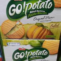 Brio Go Potato Biskuit 240 gr (12 ×20 gr)