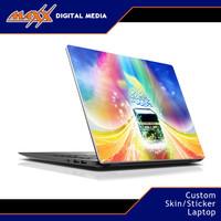 Maxx Garskin Sticker Skin Laptop Custom LENOVO