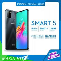 Infinix Smart 5 2/32 Ram 2GB Internal 32GB Garansi Resmi