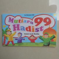 Buku Mutiara 99 Hadist Anak Muslim, Hadits anak - Pustaka Sandro