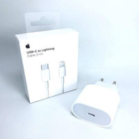CHARGER ORIGINAL IPAD PRO LIGHTNING TO USB TYPE C FAST CHARGING 18W
