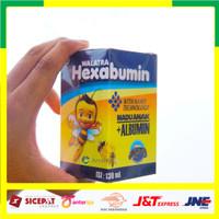 Walatra Hexabumin Madu Anak Albumin Nutrisi Lengkap Untuk Anak