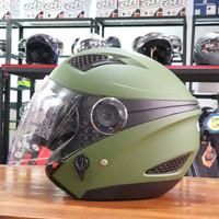 Helm Zeus 610 F. Green