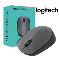 mouse wireless logitech m170 original resmi