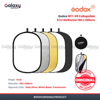 Godox RFT-05 Collapsible 5 in 1 Reflector 150 x 200cm
