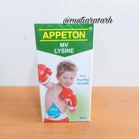 APPETON LYSINE 60 ML
