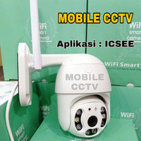 New V380 HD 3MP FULL HD Outdoor Wifi Cctv Ip Camera Waterpoof P