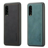 Caseme Original Leather Back Cover Case Samsung Galaxy A50 / A50S