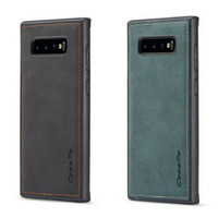 Caseme Original Leather Back Cover Case Samsung Galaxy S10 plus S10+