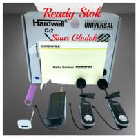 Mic Wireless Hardwell C2 Original Microphone CLIP ON Terbaik