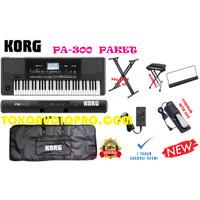 korg pa300 pa-300 pa 300 keyboard paket