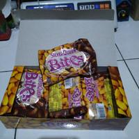 Coklat Silverqueen Bites Almond 1 Box
