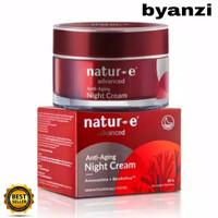 Natur e Advance Anti aging night cream
