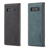 Caseme Original Leather Back Cover Case Samsung Galaxy Note 8