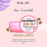 Hair mask Creambath Salon Hair Spa Strawberry Murah Berkualitas Creamb