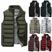 rompi jacket winter pria /vest pria musim dingin