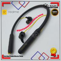 Headset Handsfree Earphone Bluetooth Wireless REALME BUDS Original