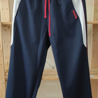 celana training pria wanita Reebok original