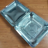 MIKA JUMBO BOLU - MIKA PLASTIK BOX KEMASAN KUE BOLU ISI 50 PCS