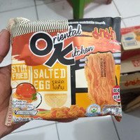 snack thailand mie isntand salted egg
