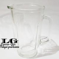 Gelas Blender Kaca Beling/Gelas Juice Miyako/National Model Lama