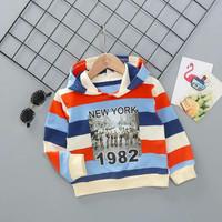 K2141 Jaket Sweater Hoodie New York Premium Anak Laki Laki Cowok Baju