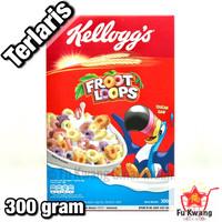 Kelloggs Kellogs Kellogg's Sereal Froot Loops 300 gram