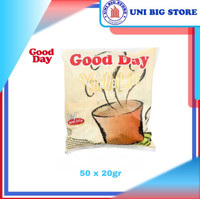 GOOD DAY Coffee Vanilla latte 3 in 1 Instan - 50 sachets x 20 gr
