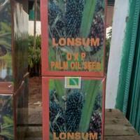 Paket 10 kotak benih sawit lonsum unggul