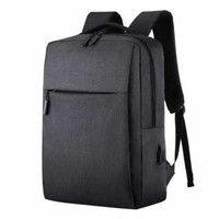 Tas Laptop Backpack Anti Maling with USB Charger Port M135367