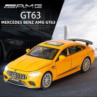 Diecast miniatur mobil Mercedes Benz AMG CT63 1:32 kualitas premium