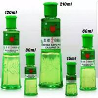 Minyak Kayu Putih Cap Lang 120ml - 210ml ORIGINAL !!! READY BANYAK - 120ML BUBBLE