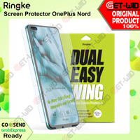 Screen Guard OnePlus Nord Ringke Dual Easy Wing Anti Gores
