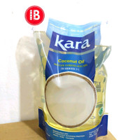 Kara Coconut Oil / minyak goreng kelapa kemasan 2 liter