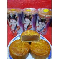 Mooncake /Moon Cake /Kue Bulan @:4 pcs - Green Bean